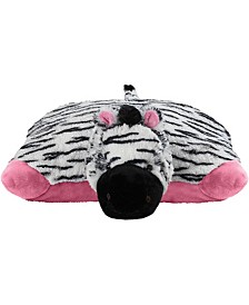 Signature Zippity Zebra Jumboz Stuffed Animal Plush Toy