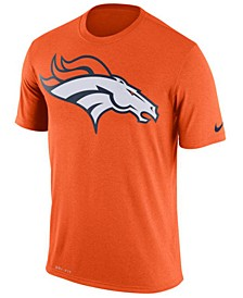 Men's Denver Broncos Legend Logo Essential 3 T-Shirt