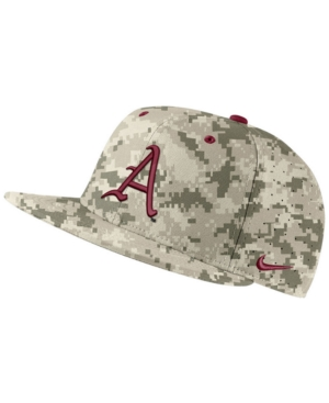 Nike Arkansas Razorbacks Aerobill True Fitted Baseball Cap