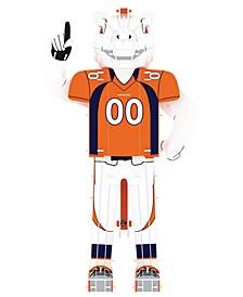"Denver Broncos 12"" Mascot Puzzle"