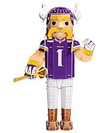 "Minnesota Vikings 12"" Mascot Puzzle"