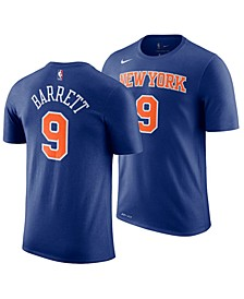 Men's RJ Barrett New York Knicks Icon Player T-Shirt