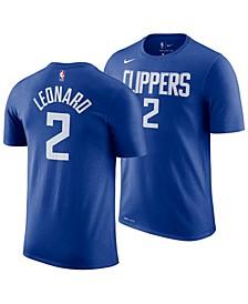 Men's Kawhi Leonard Los Angeles Clippers Icon Player T-Shirt