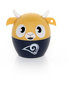 Los Angeles Rams Bitty Boomer Bluetooth Speaker
