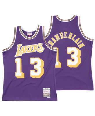 what jersey number did wilt chamberlain have