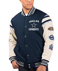 Men's Dallas Cowboys Victory Formation Varsity Jacket