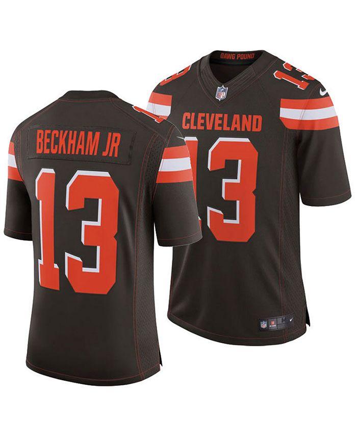 blank browns jersey