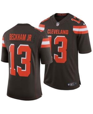 Nike Men's Odell Beckham Jr. Cleveland Browns Vapor Untouchable Limited Jersey