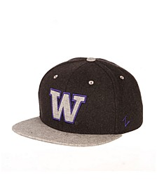 Washington Huskies Bespoke Snapback Cap