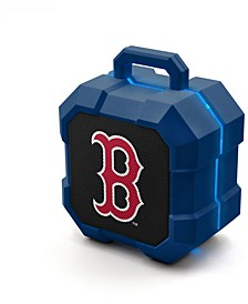Prime Brands Boston Red Sox Shockbox LED Speaker