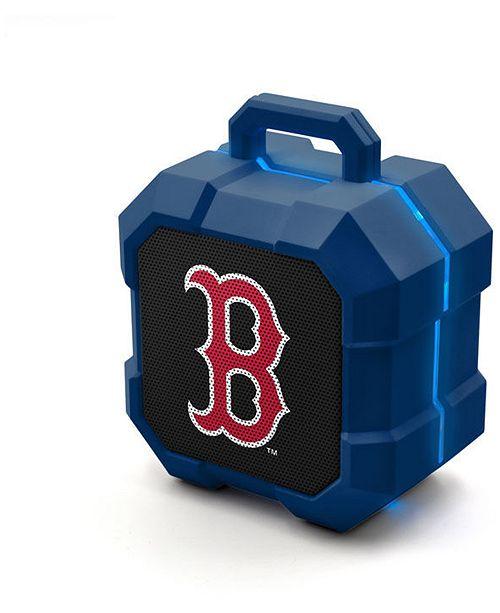 Lids Prime Brands Boston Red Sox Shockbox LED Speaker