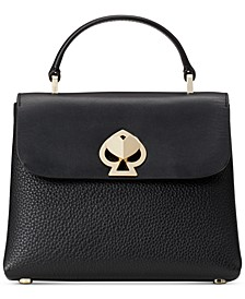 Romy Mini Top-Handle Bag