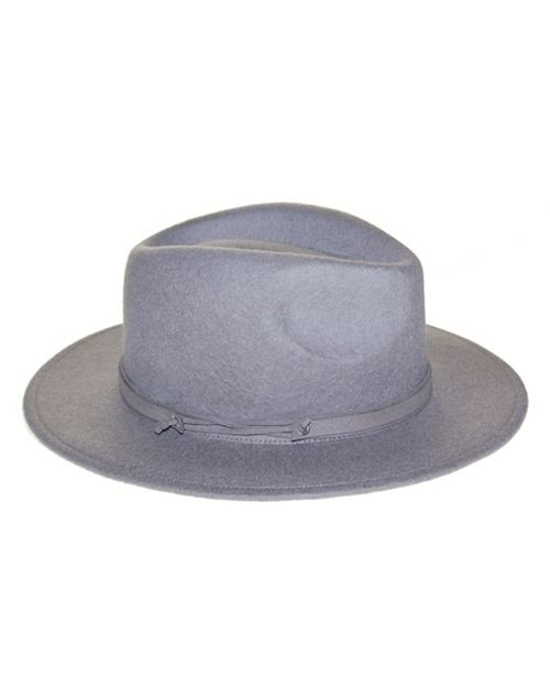 Nine West Wool Felt Panama Hat