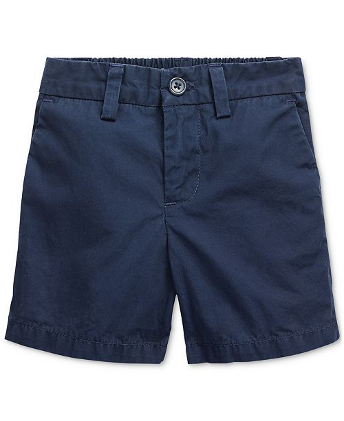 Polo Ralph Lauren Baby Boys Slim Fit Cotton Shorts