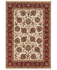 Oriental Weavers Area Rug, Ariana 117J Tabriz Ivory 4' x 6'