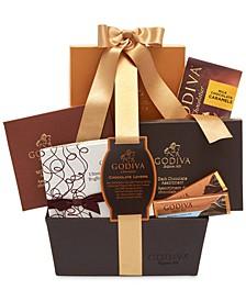 고디바 쇼콜라티에 초콜릿 러버 기프트 바스켓 Godiva Chocolatier Chocolate Lovers Gift Basket