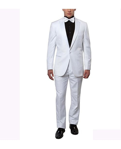 Bryan Michaels Made To Move Slim Fit Stretch 2 Piece Tuxedos Prom 2020
