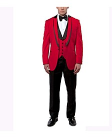 Slim Fit Stretch Tuxedos 3 Piece All Occasion Tuxedos