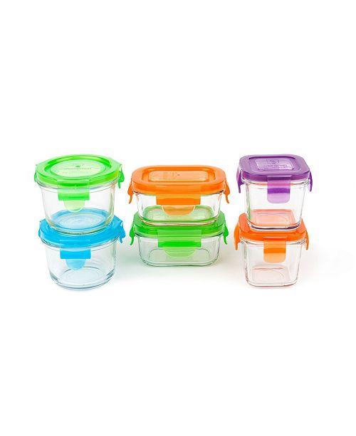Wean Green Baby Starter Set Food Storage