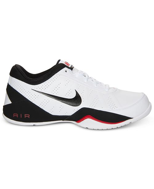 2211d37499e7 Nike Men s Air Ring Leader Low Sneakers from Finish Line   Reviews ...