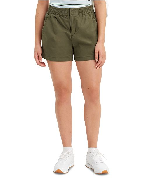 Levi's Women's Cinched A-Line Shorts