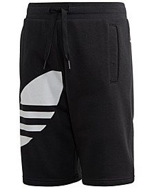 Big Boys Trefoil French Terry Shorts