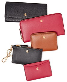 Leather Wallet Collection