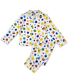 Isaac Mizrahi Loves Sesame Street Toddler Boys 2-Pc. Pajama Set