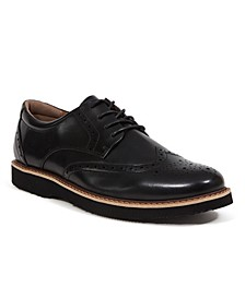 Men's Walkmaster Wingtip Oxford1 S.U.P.R.O 2.0 Classic Comfort Oxford Shoes