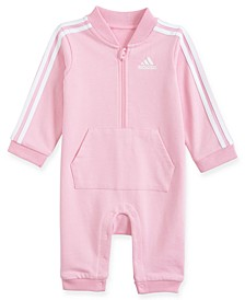 Baby Boys French Terry Coverall