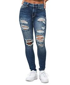 Jennie Big T Skinny Jeans