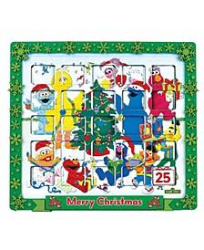 9.5-Inch Sesame Street Advent Calendar