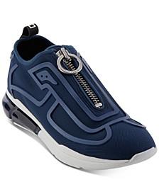Nilli Zipper Sneakers