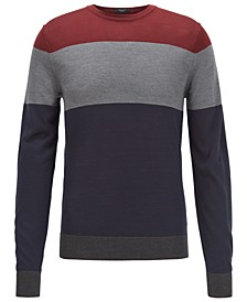BOSS Men's T-Fortino Regular-Fit Sweater
