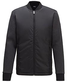 BOSS Men's Skiles Zip-Through Sweatshirt