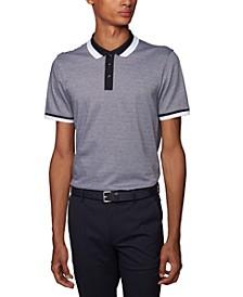 BOSS Men's Phillipson 66 Slim-Fit Polo Shirt