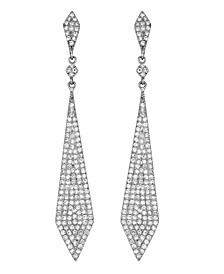 Diamond (3/4 ct. t.w.) Drop Earrings in 14K White Gold