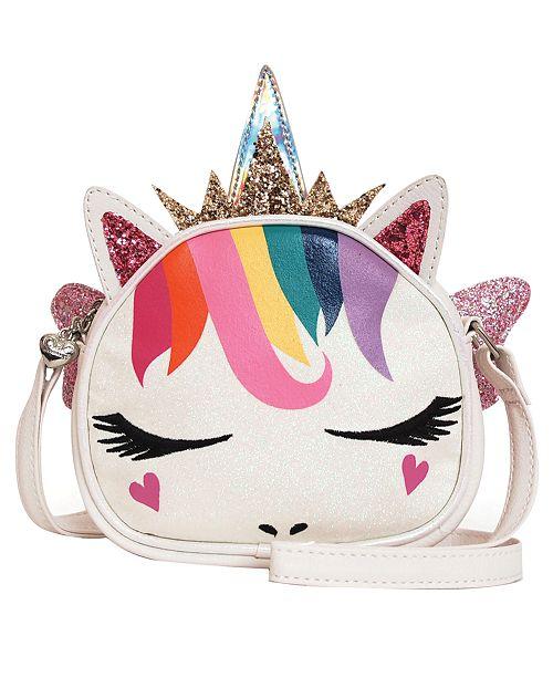 OMG! Accessories Rainbow Hair Queen Miss Gwen Crossbody
