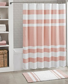 "Spa Waffle 72"" x 72"" Shower Curtain with 3M Treatment"