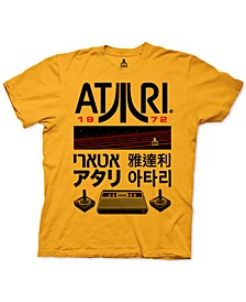 1972 Atari Men's Graphic T-Shirt