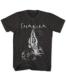 Shakira Men's Graphic T-Shirt, Created for Macy's