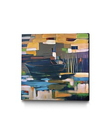"20"" x 20"" Boat Museum Mounted Canvas Print"