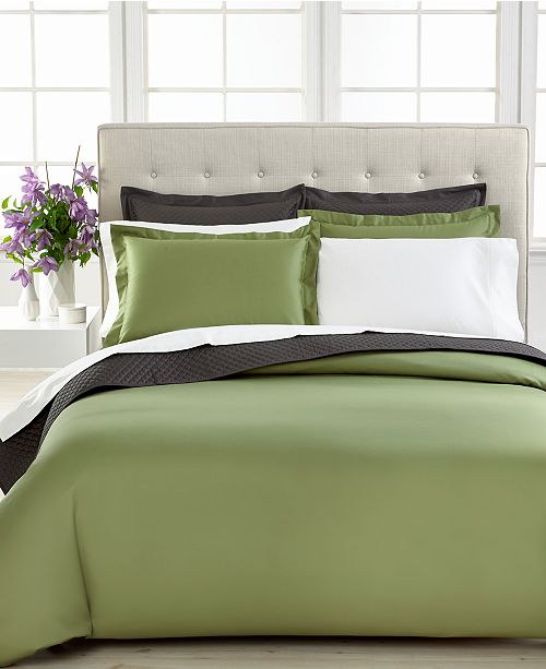 Charter Club CLOSEOUT! Bedding, Damask 500 Thread Count Pima Cotton Solid California King Bedskirt, Created for Macy's