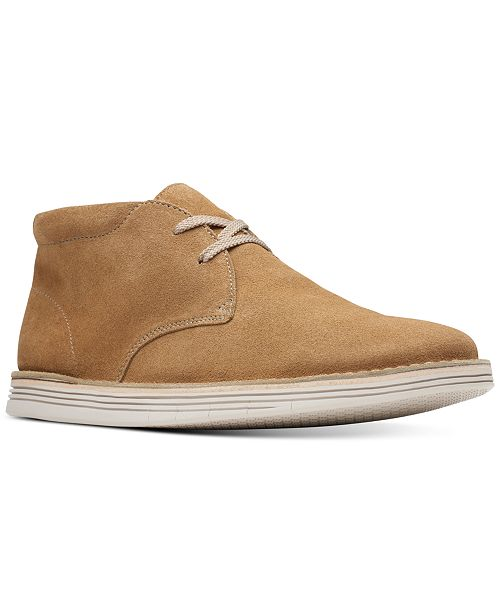 Clarks Men's Forge Stride Chukka Boots