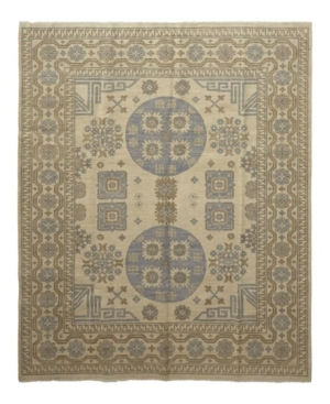 "Closeout! Timeless Rug Designs One of a Kind OOAK1078 Ivory 8' x 10'1"" Area Rug Product Image"