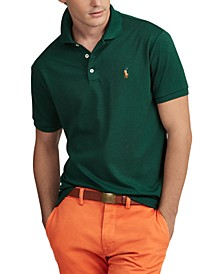 Men's Classic-Fit Soft-Touch Cotton Polo
