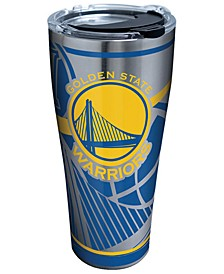 Golden State Warriors 30oz. Paint Stainless Steel Tumbler