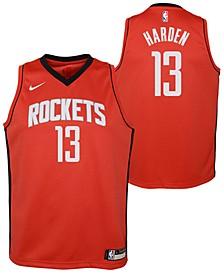 Big Boys James Harden Houston Rockets Icon Swingman Jersey