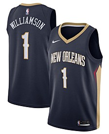 Men's Zion Williamson New Orleans Pelicans Icon Swingman Jersey