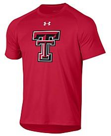 Men's Texas Tech Red Raiders Big Logo Performance T-Shirt